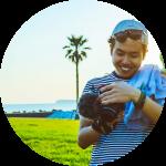 カメラ片手に旅するフォトTRIPLER「Jay」
