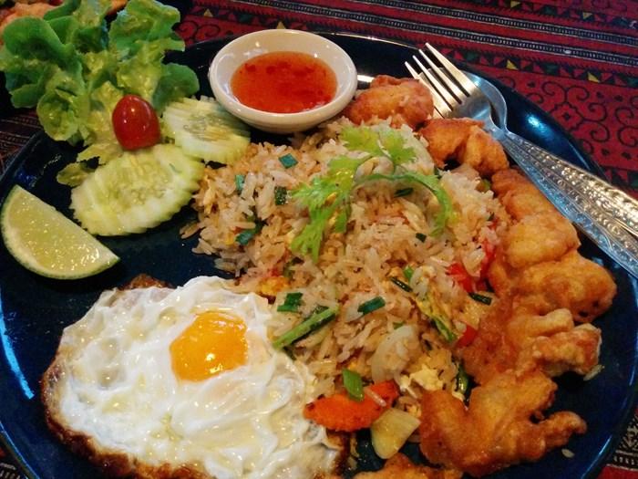 チェンマイのおすすめレストラン「激安価格編」第3位【Tikky Cafe(ティッキーカフェ)】