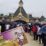 まるでリトルディズニーランド⁉フィリピンの遊園地「enchanted kingdom」体験記の画像