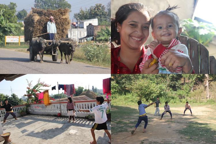 実際にネパールの電気のない村でホームステイしてみてわかったこと