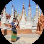 ミャンマーに嫁いだ途上国大好きTRIPLER「yuyu」