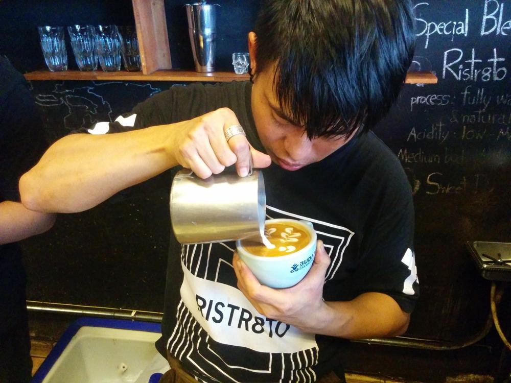 チェンマイで言わずと知れた本格コーヒーが飲めるカフェ!Ristr8to(リストレット)