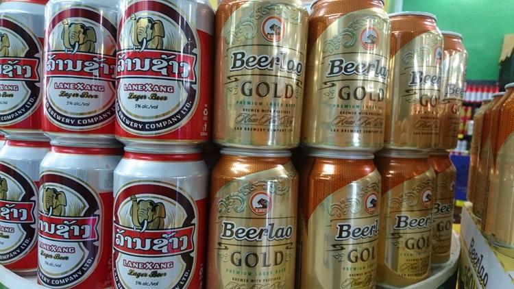 4・ラオスのビールといえばこれ!「ビアラオ」
