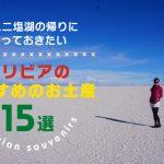 ウユニ塩湖の帰りに買っておきたいボリビアのおすすめのお土産15選!の画像